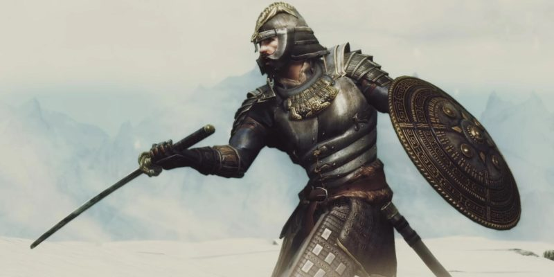 'The Elder Scrolls Blades' Update 1.5 New Features PvP Arena Feature with Wes Johnson back as Announcer Voice Cast