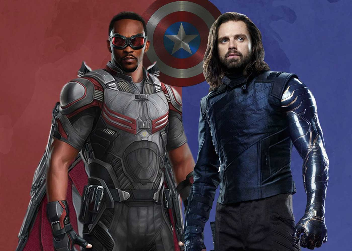 The Falcon and the Winter Soldier Trailer and Release Date