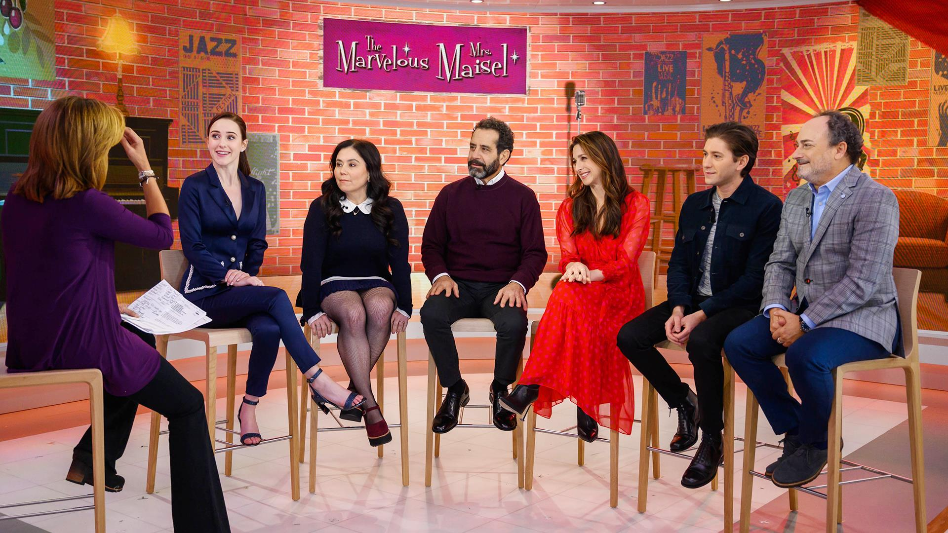 The Marvelous Mrs. Maisel Season 4 Cast and Plot Details
