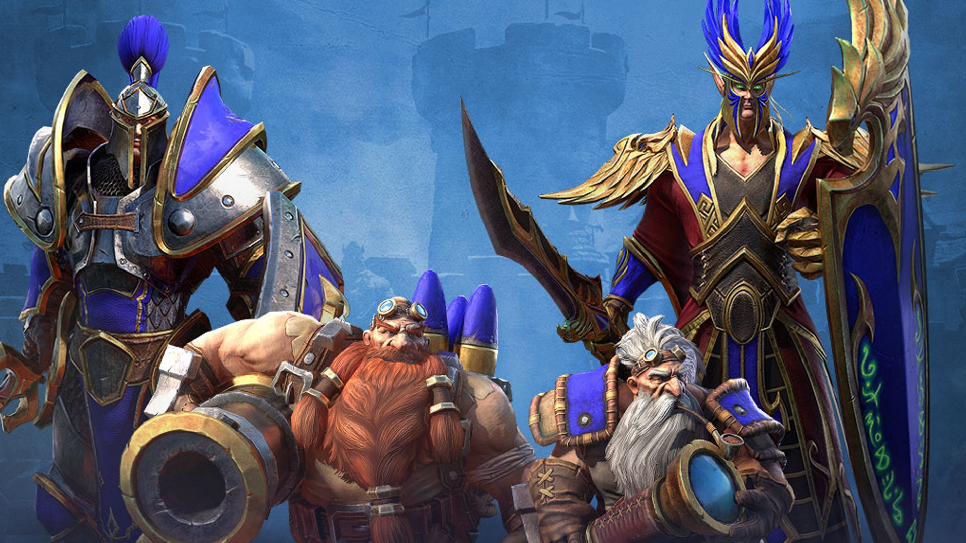 Warcraft 3 Reforged' Gameplay and New Features