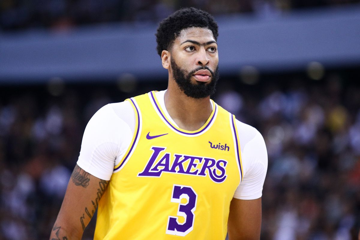 Will Anthony Davis Re-Sign with Lakers