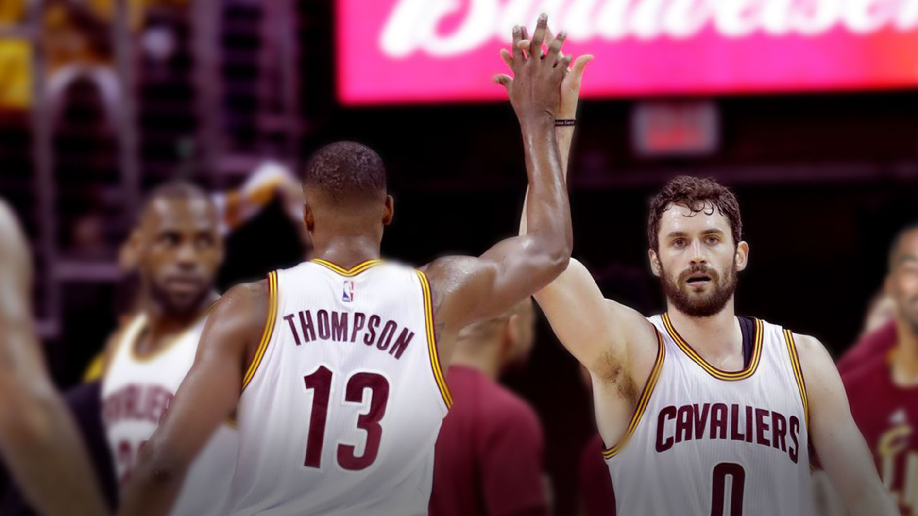 Will Cavaliers deal Thompson if they reach Playoffs