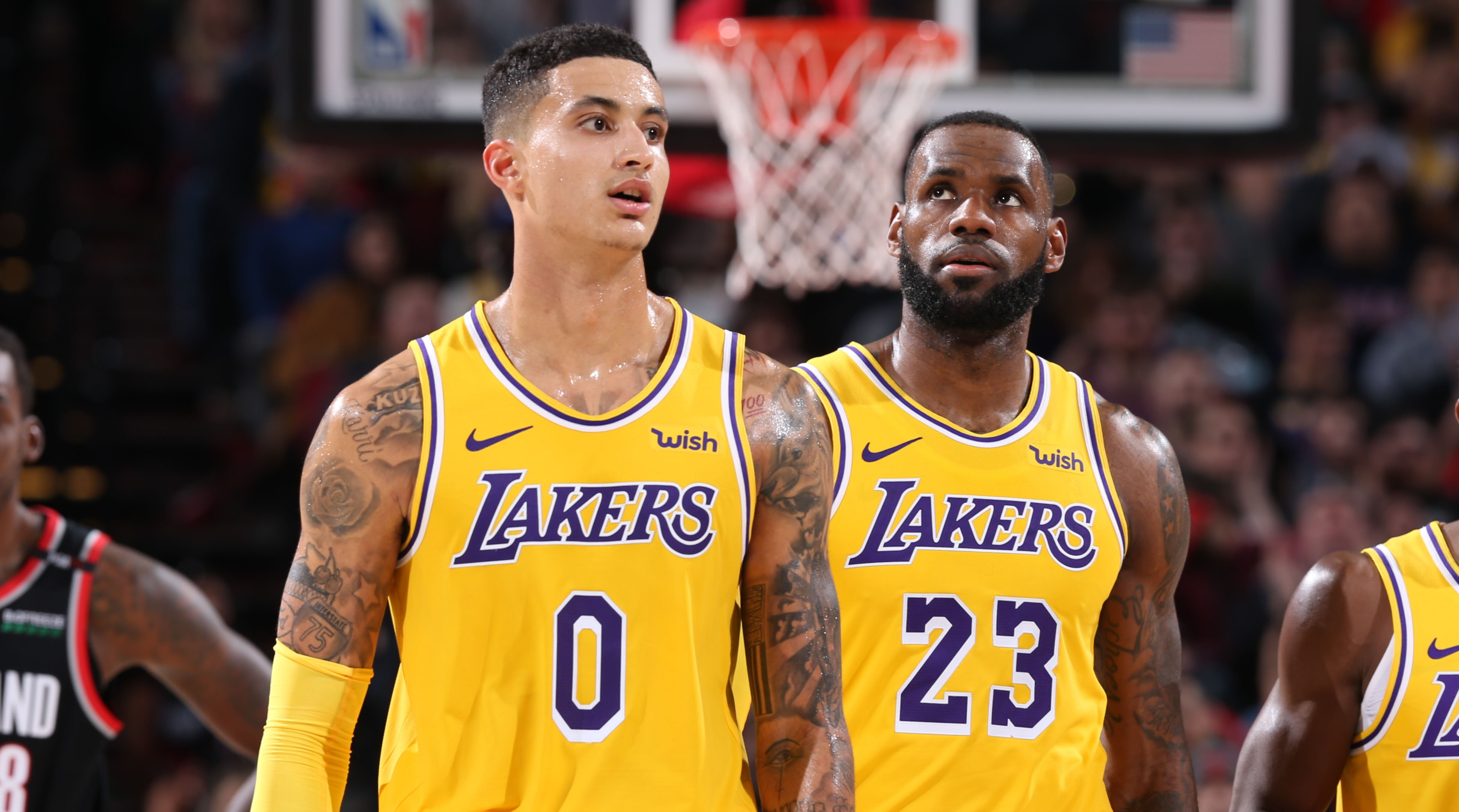 Will Lakers trade out Kyle Kuzma