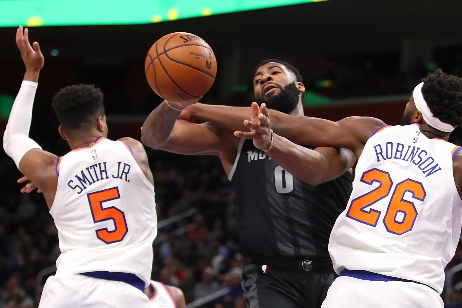 Andre Drummond makes the most sense for Knicks