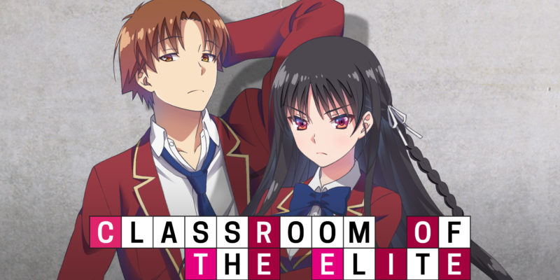 Classroom of the Elite Season 2 Renewal Elites will Return Soon for Second Season of the Anime