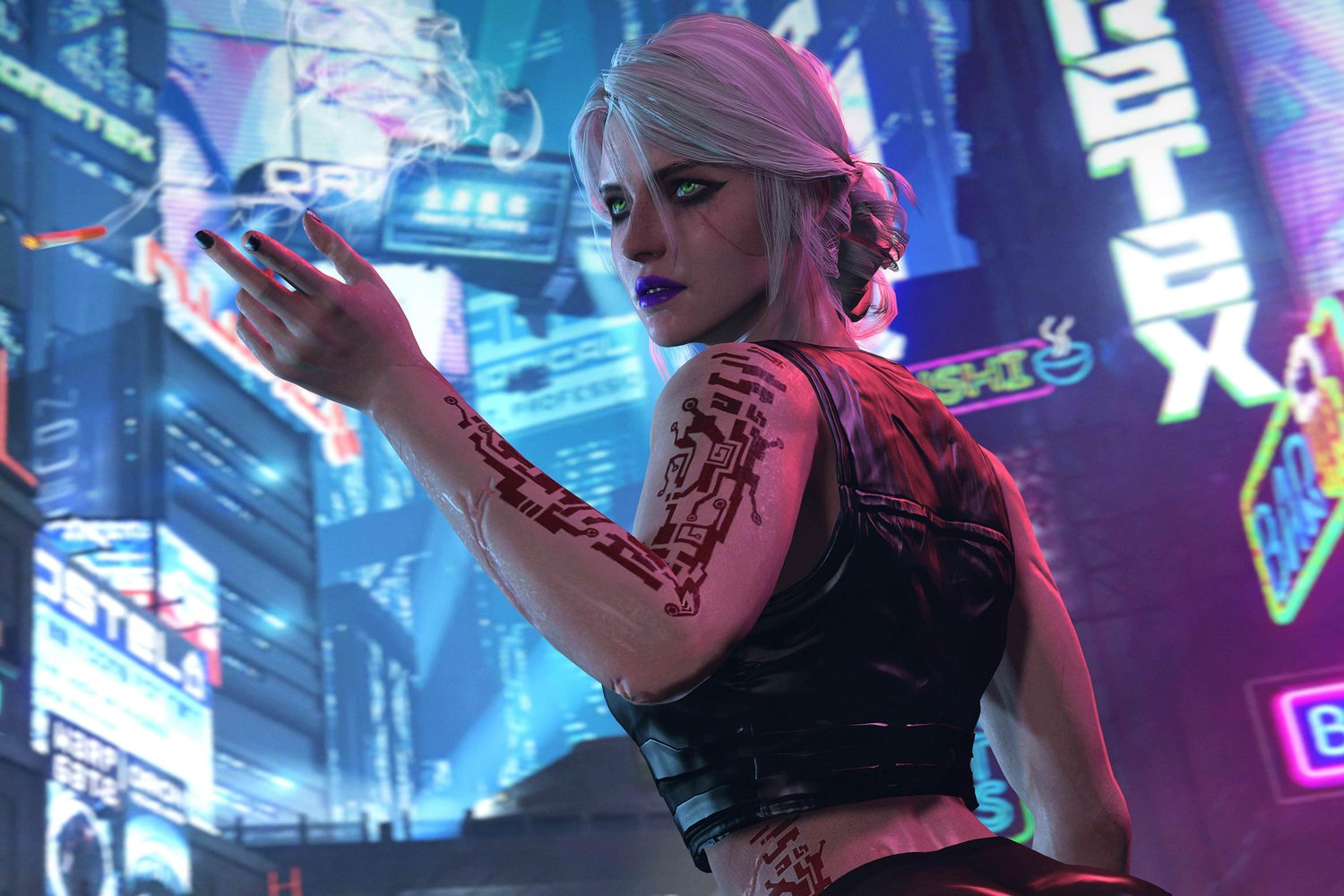 Cyberpunk 2077 Launch Date and Gameplay Details