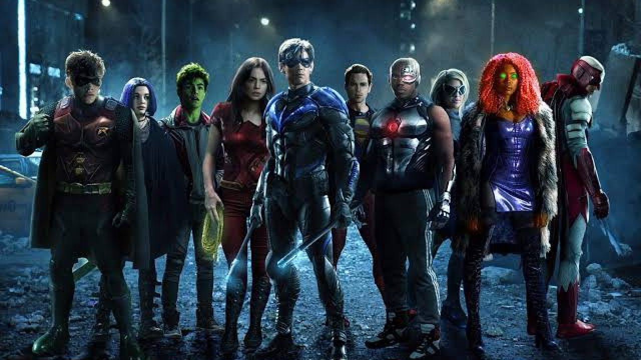 DC's Titans Season 3 Cast, Trailer and Release Date