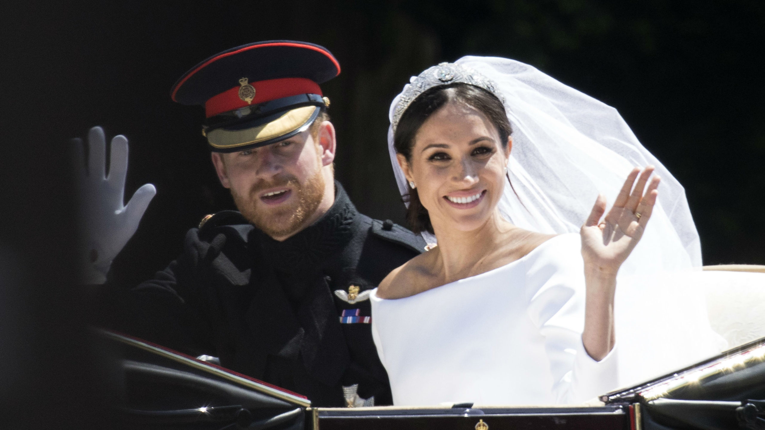 Duke and Duchess of Sussex have left the Royal Status