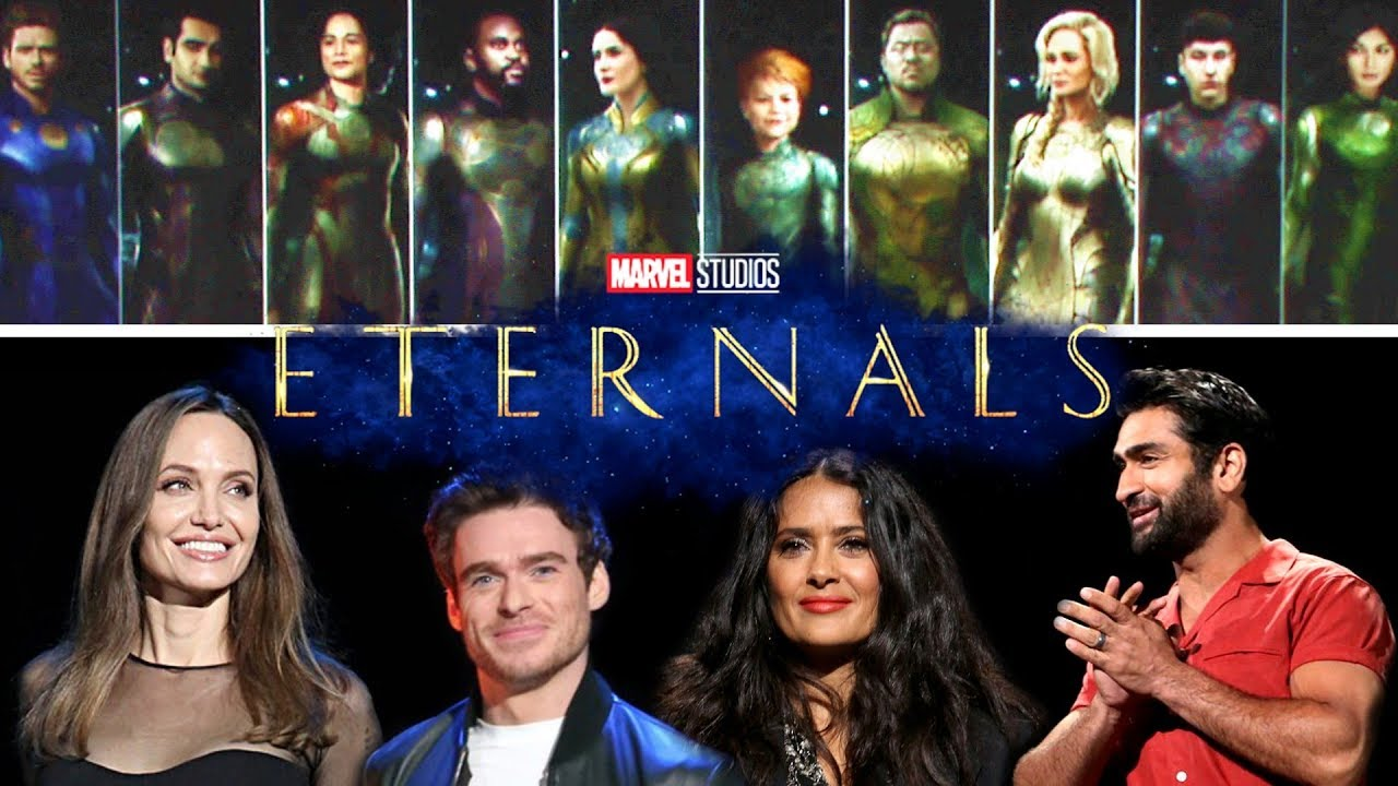 Eternals 2020 Cast, Trailer and Release Date