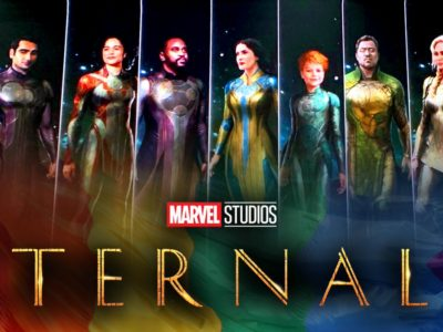 Eternals 2020 Leaks and Spoilers Set Photos from the Marvel Movie Reveals Important Plot Details