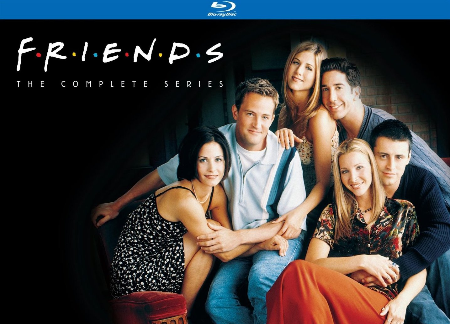 FRIENDS Stream Online, DVD and Cable Channels