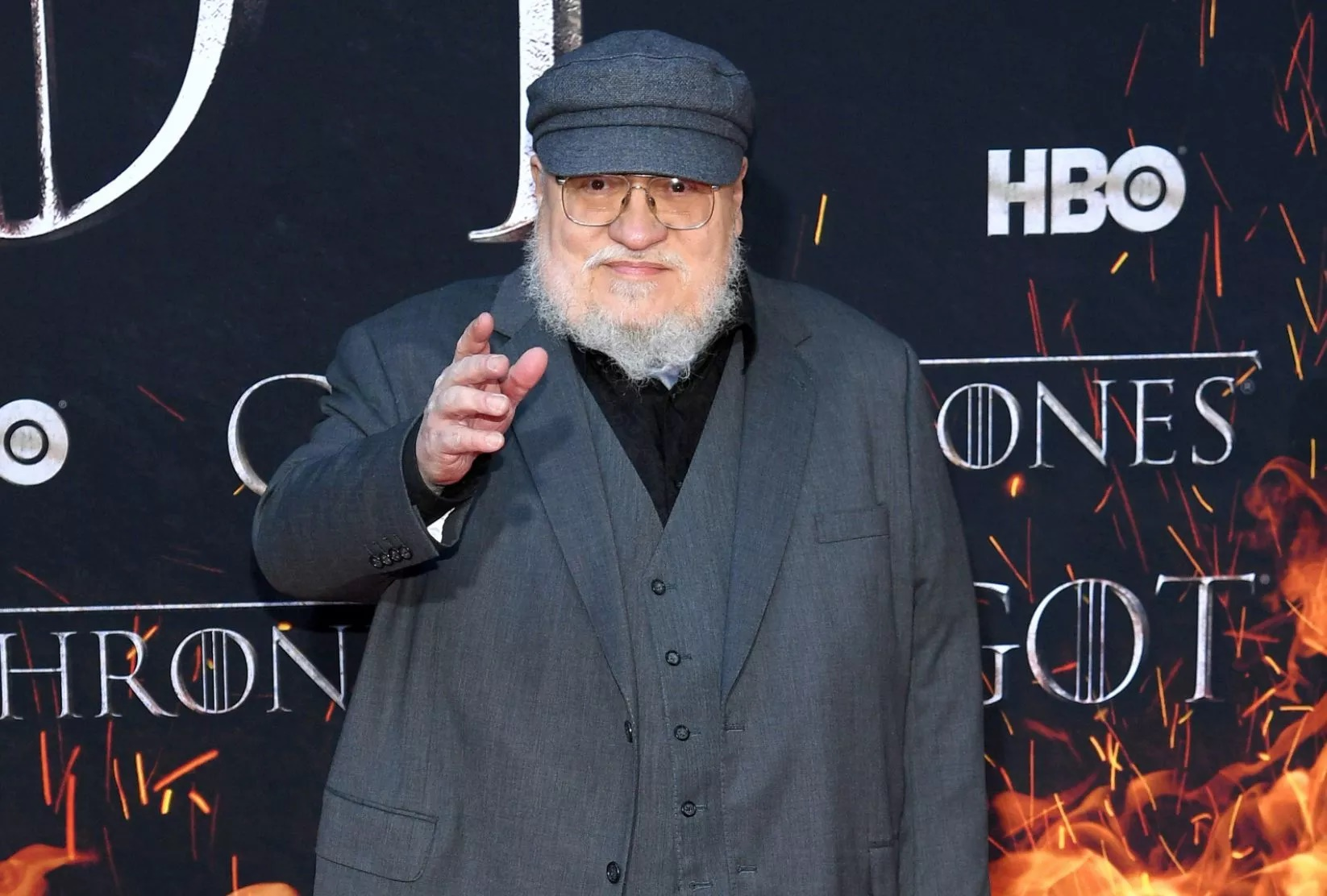 Fans are not happy with GRRM launching Fire and Blood