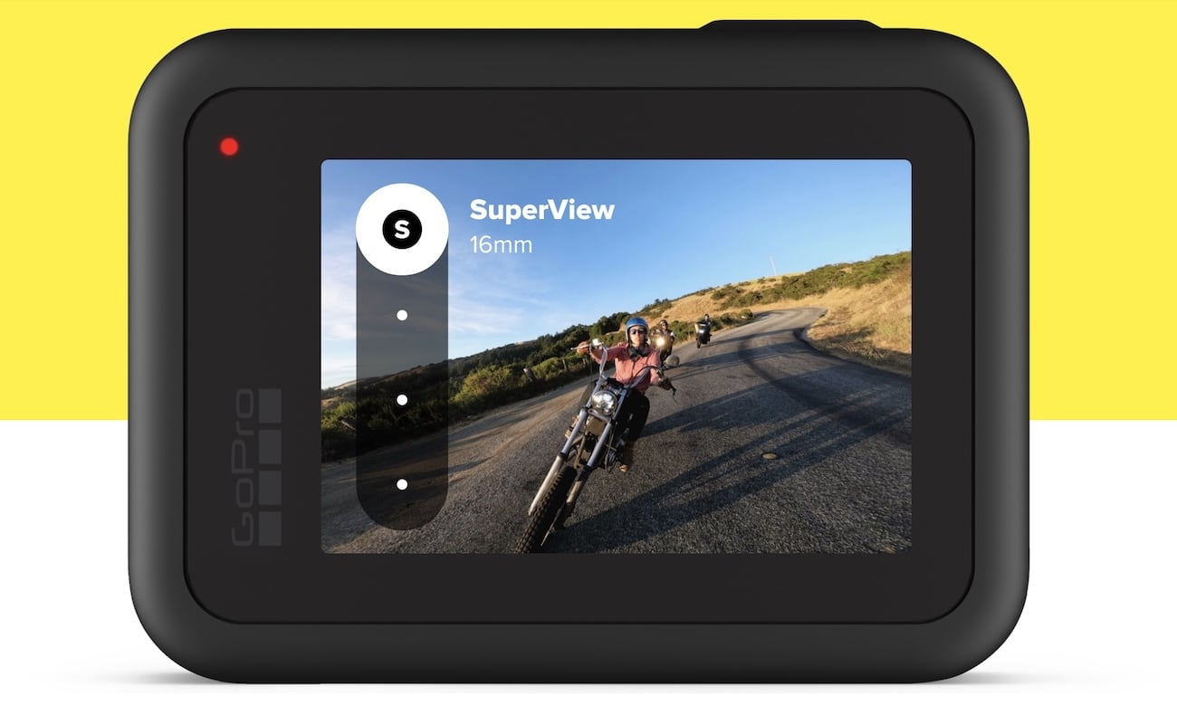 GoPro Hero 9 Black to have Larger Touchscreen Display