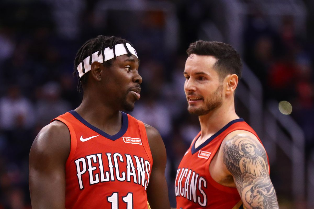 JJ Redick to Los Angeles Lakers
