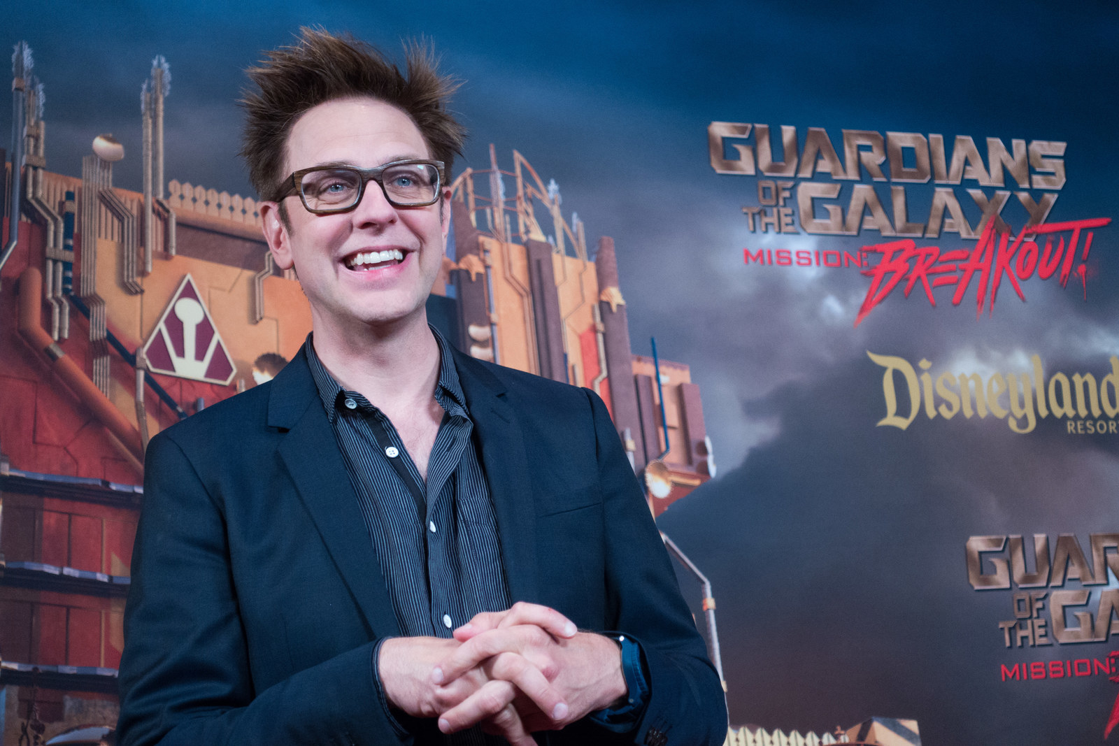 James Gunn Q&A on Guardians Vol 3