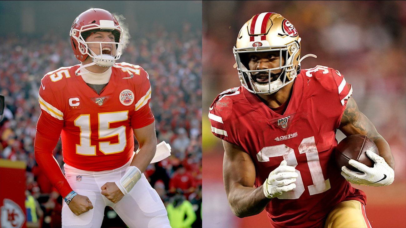 Kansas City Chiefs vs San Francisco 49ers Odds
