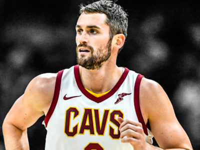 Kevin Love Deal with Toronto Raptors Possible February Trade Deadline