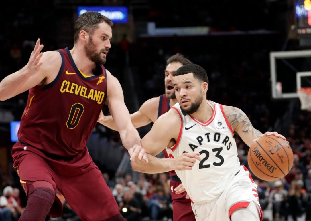 Kevin Love trade deal with Raptors Possible