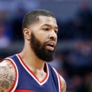 NBA Trade Rumors Lakers and Clippers are Looking to Sign Markieff Morris for Western Conference Finals