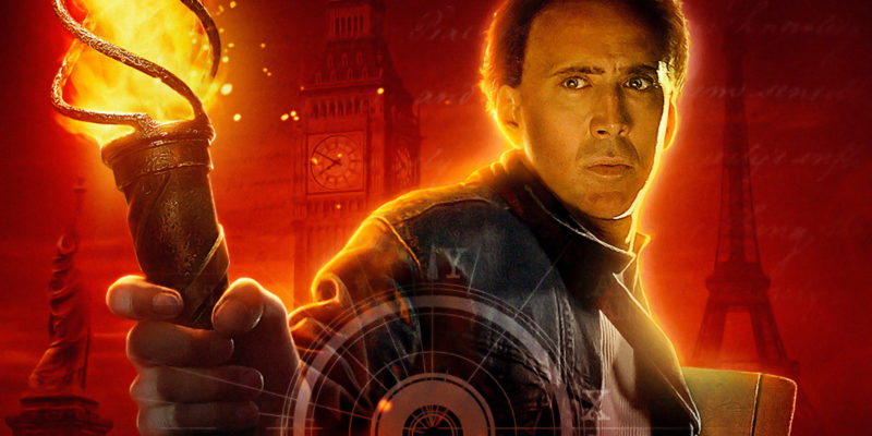 National Treasure 3 Release Date, Cast, Plot Details Disney working on Nicholas Cage-Jerry Bruckheimer Movie