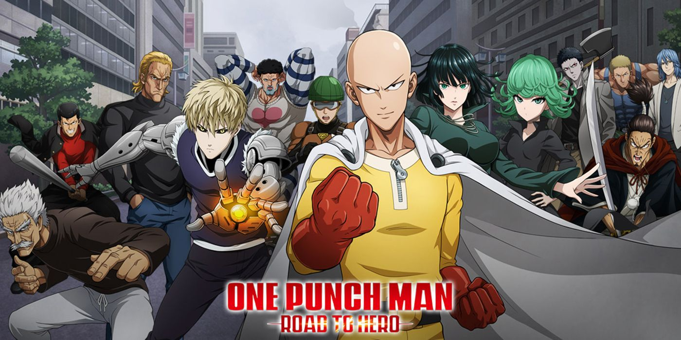 One Punch Man Season 3 Plot Spoilers Monster Association and New Enemies