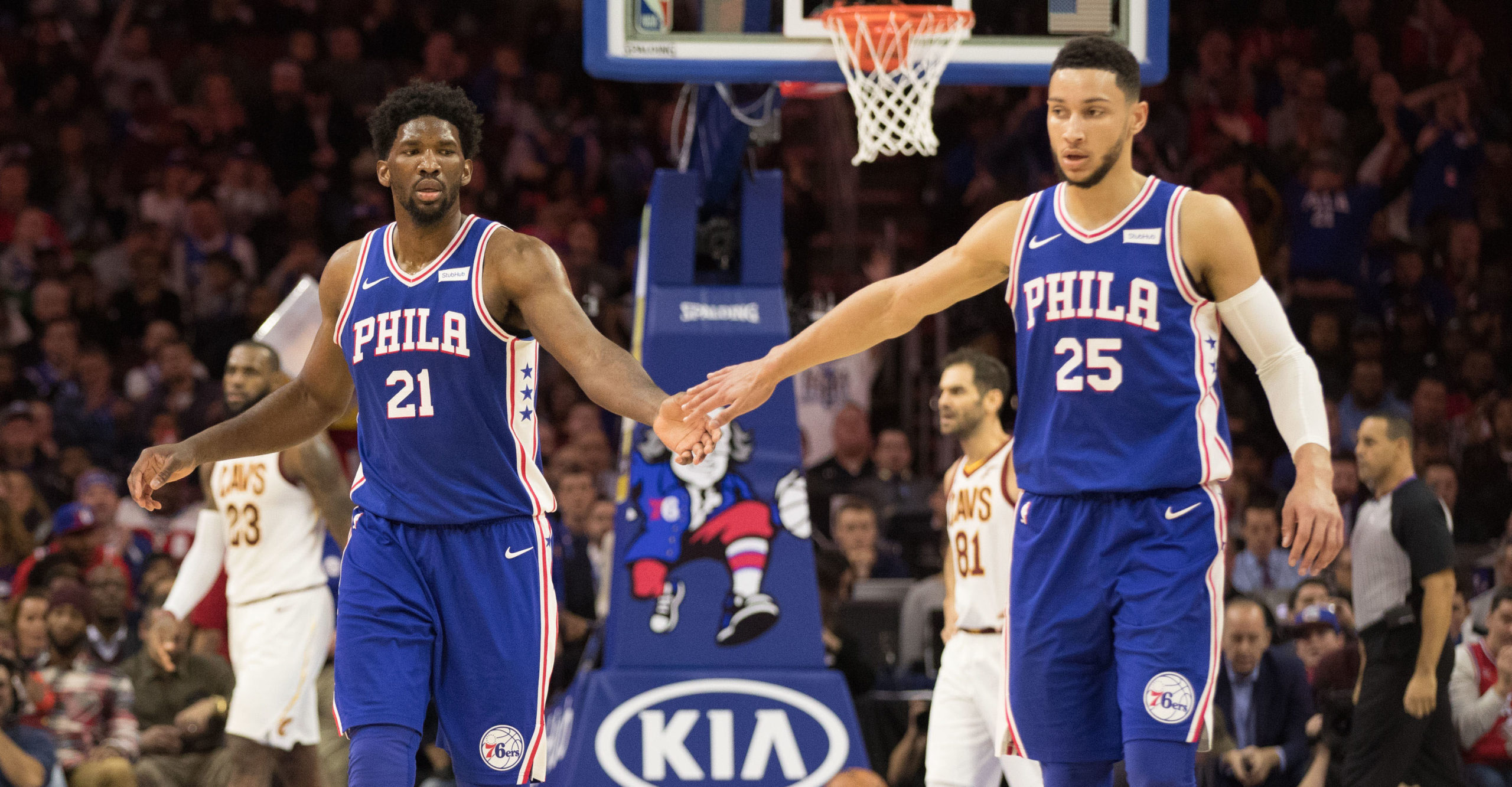 Philadelphia 76ers have to Trade Out Embiid for a Better Offensive Star