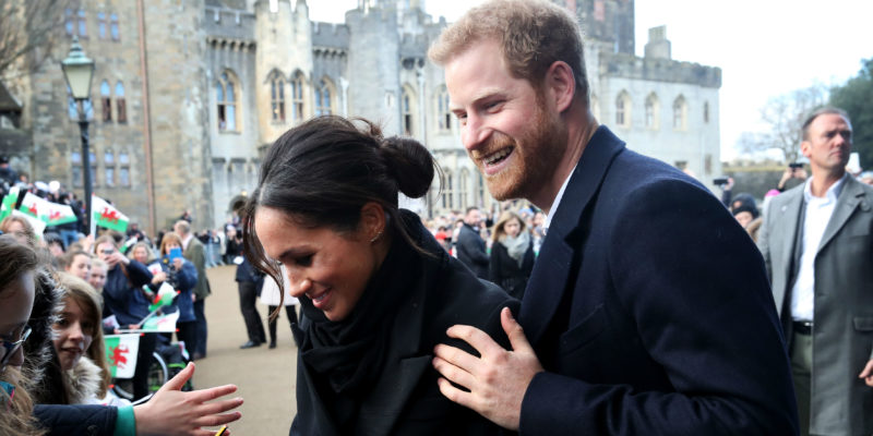 Prince Harry, Meghan Markle Fired from Royal Palace, Covers it Up by Saying they Resigned