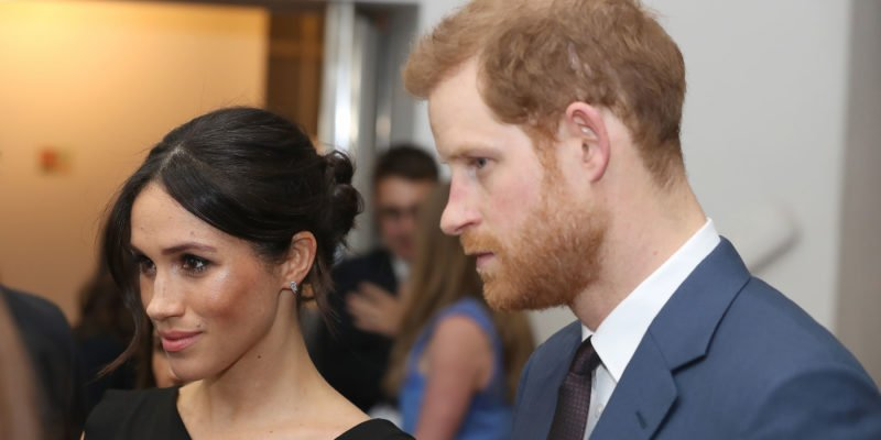 Prince Harry and Meghan Markle Divorce Rumors Duke and Duchess of Sussex to Part Ways Soon