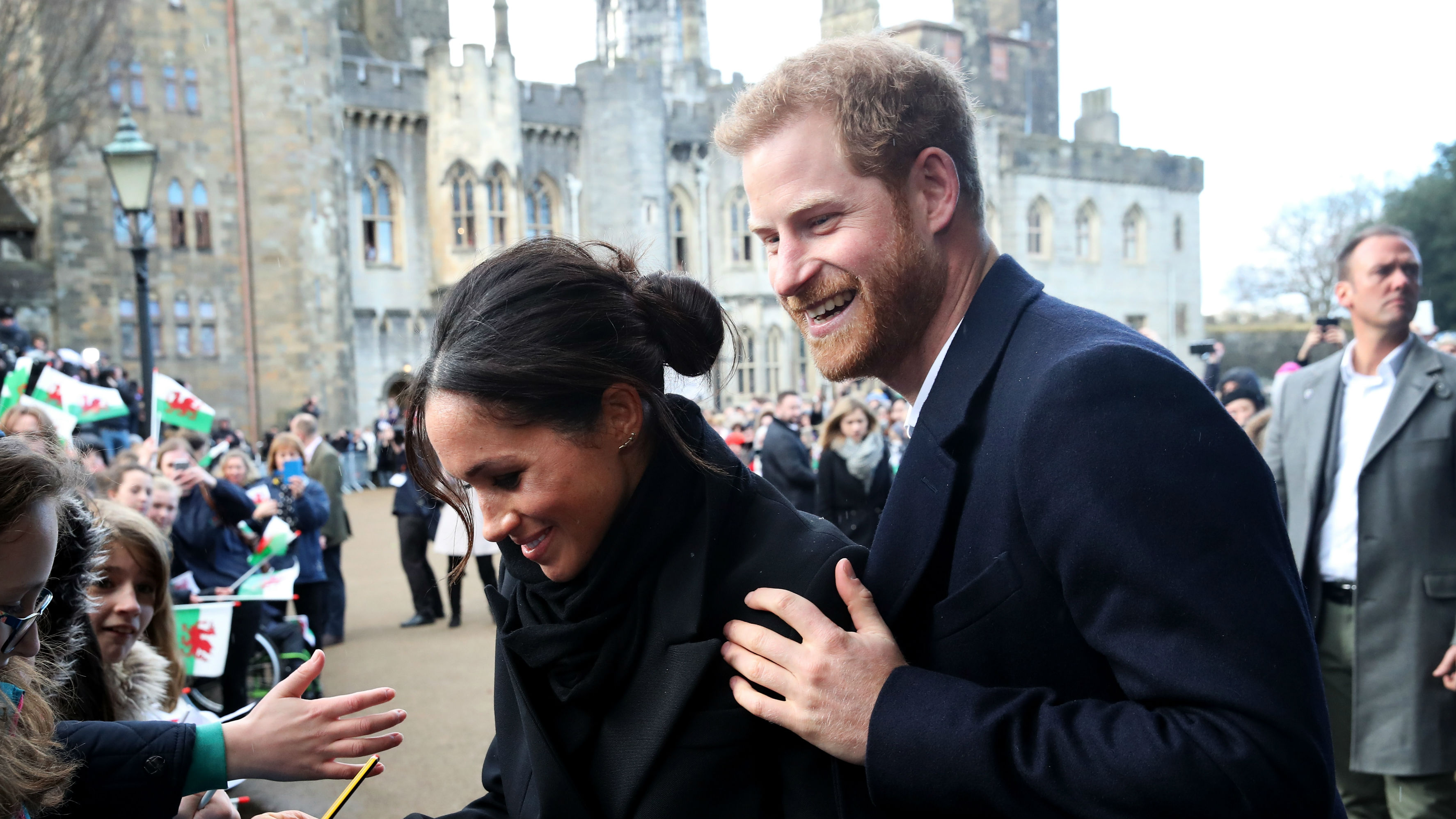 Prince Harry and Meghan Markle Eviction Rumors and Truth