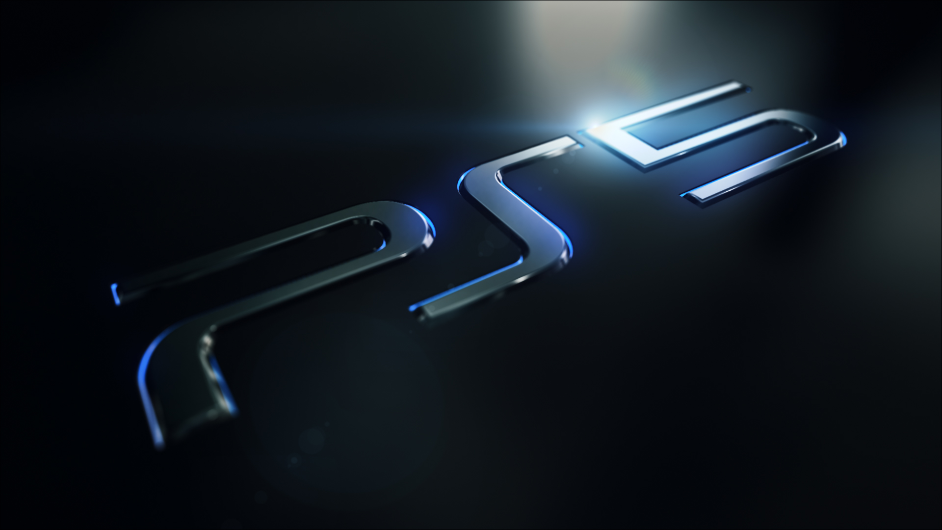 Sony PS5 Logo and New Design
