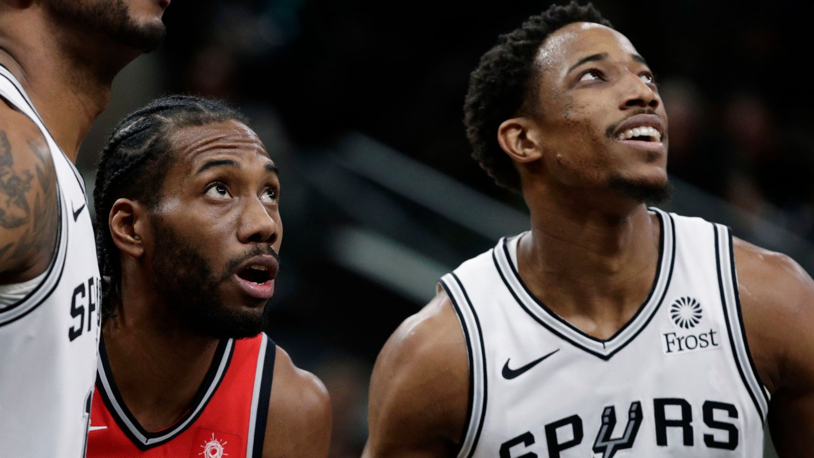 Spurs might Keep DeMar DeRozan for Long Term