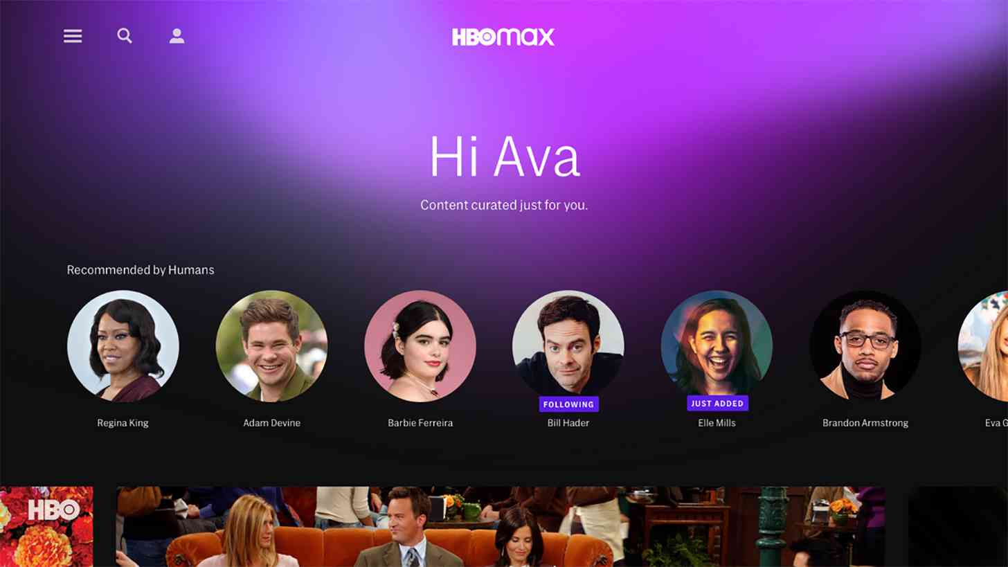 Stream FRIENDS online via HBO Max