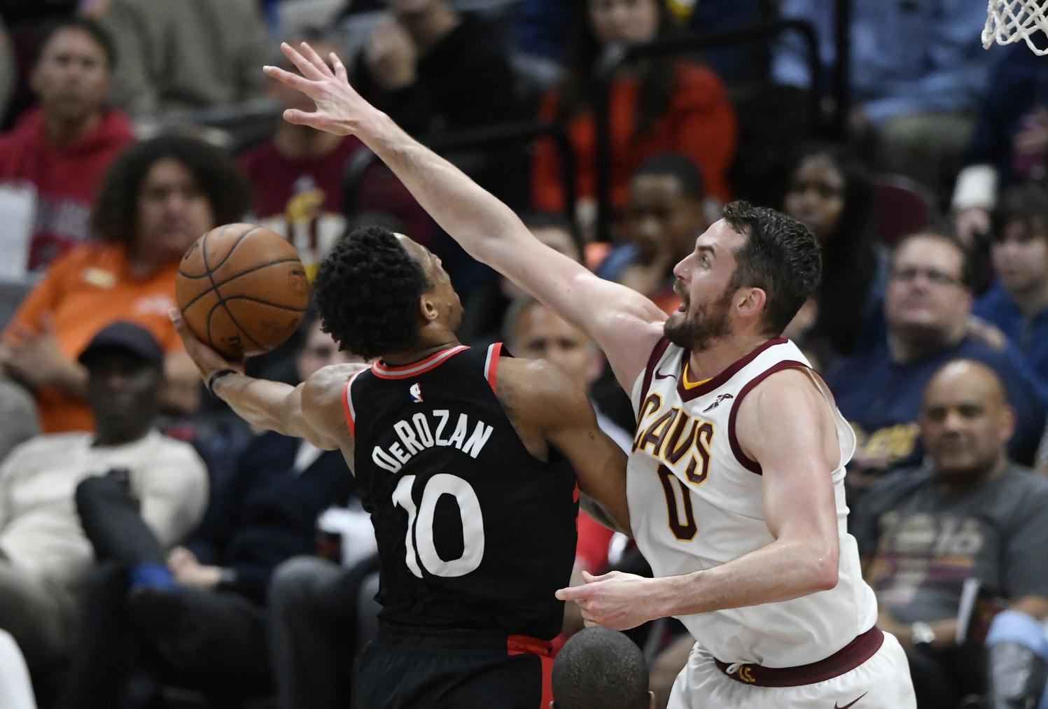 Toronto Raptors needs Kevin Love for the Playoffs