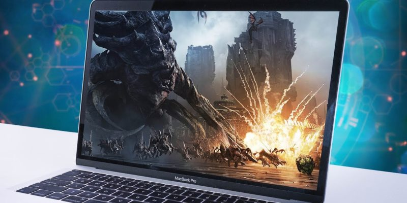 Apple Gaming MacBook Specs and Features WWDC 2020 Launch for Apple's Gaming Laptop Possible
