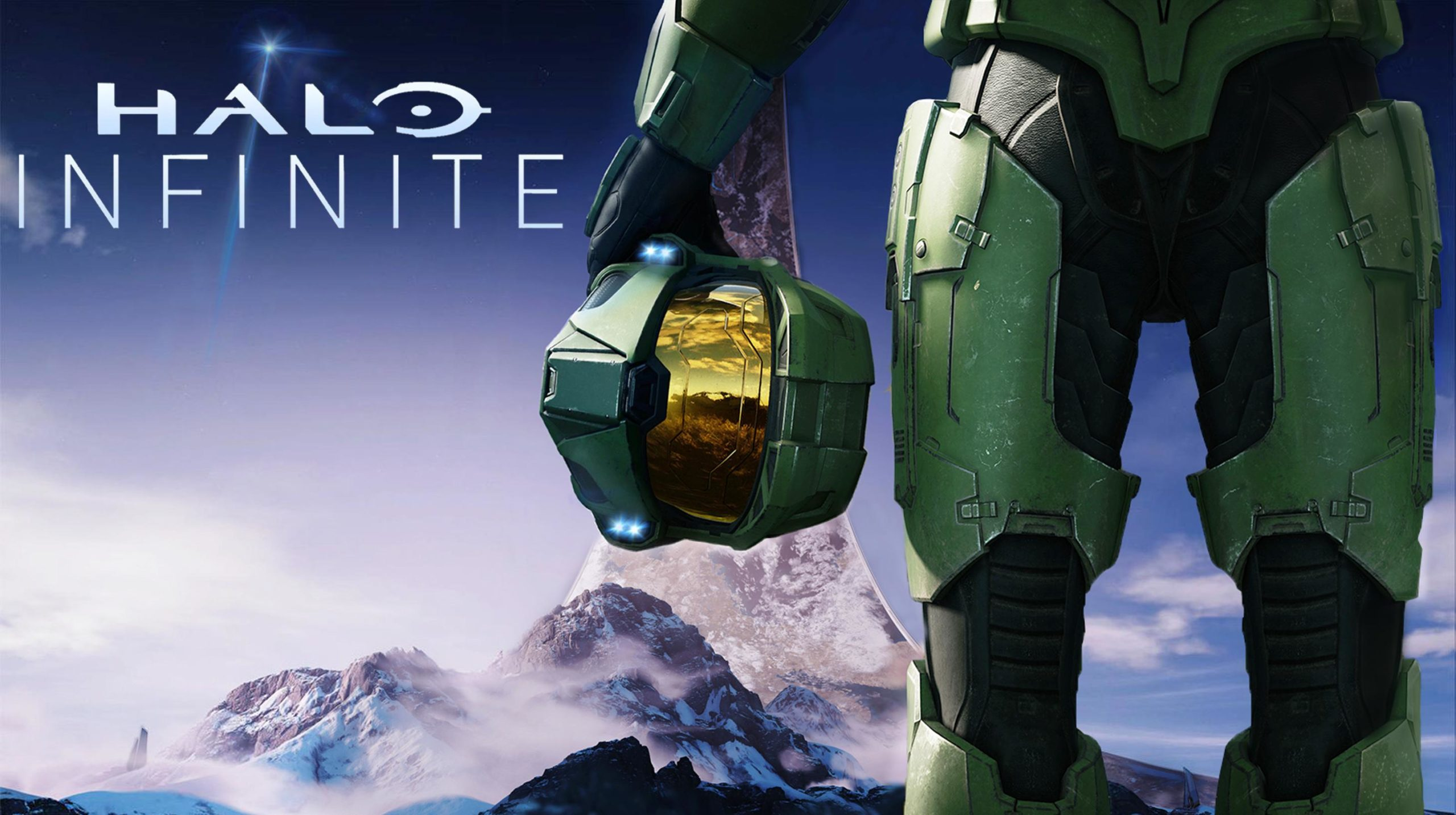 Halo Infinite Release Date with Xbox Series X