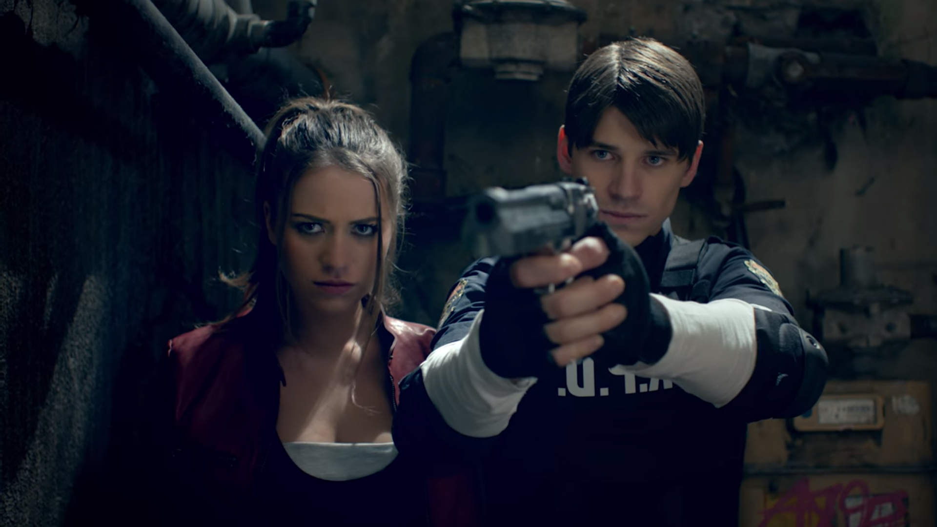 Resident Evil Series Live-Action or Anime