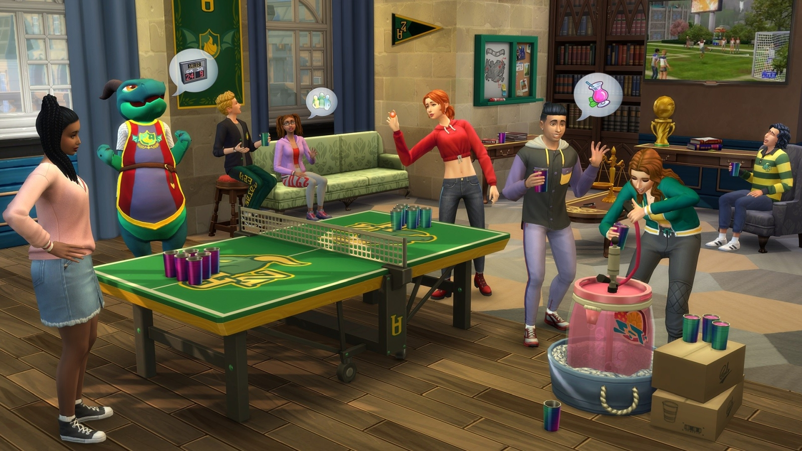 The Sims 5 Gameplay Rumors Sims Online Features will be Expanded