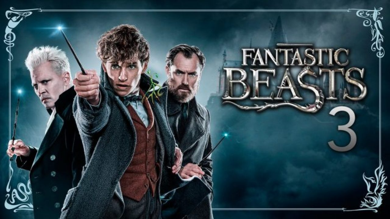 Fantastic Beasts 3 Trailer and Release Date