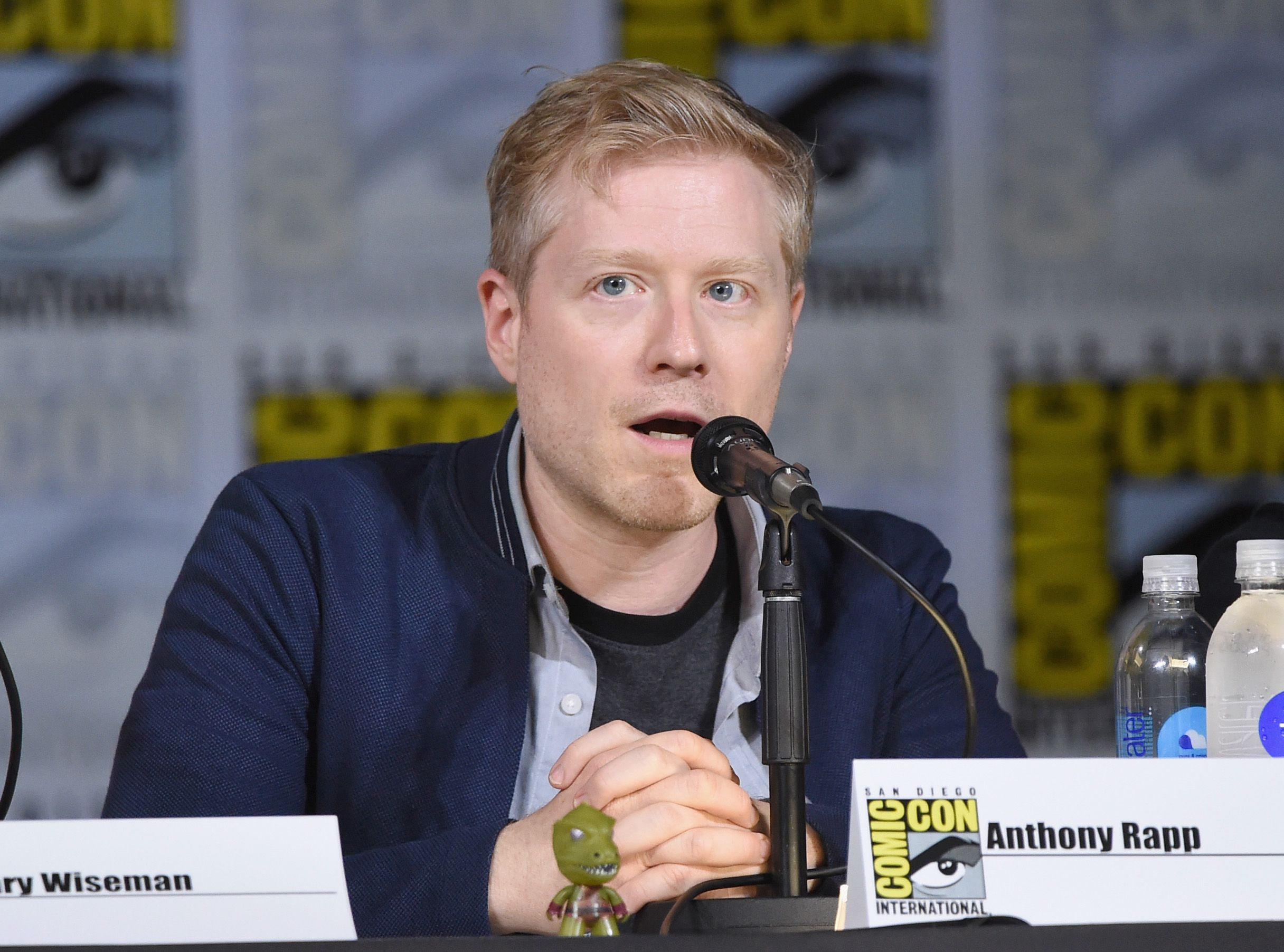 Anthony Rapp in an interview
