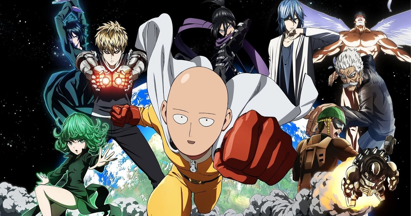 One Punch Man Webcomic Chapter 125 Summary
