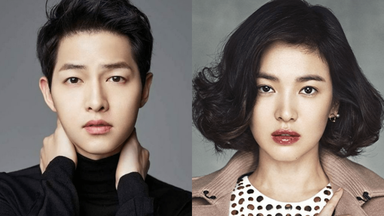 Song Joong Ki and Song Hye Kyo were Split even before Divorce