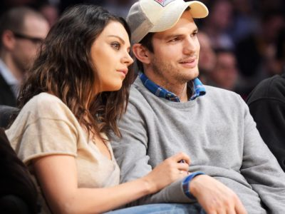 Ashton Kutcher Mila Kunis Divorce Rumors Trouble in Paradise for the Married Hollywood Couple