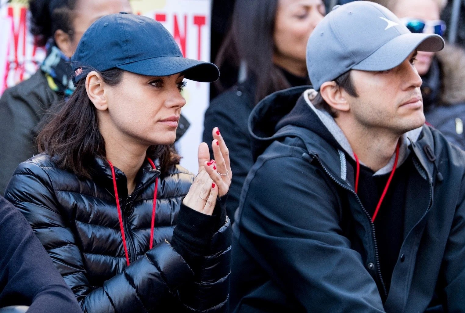 Ashton Kutcher and Mila Kunis Troubled Marriage Rumors