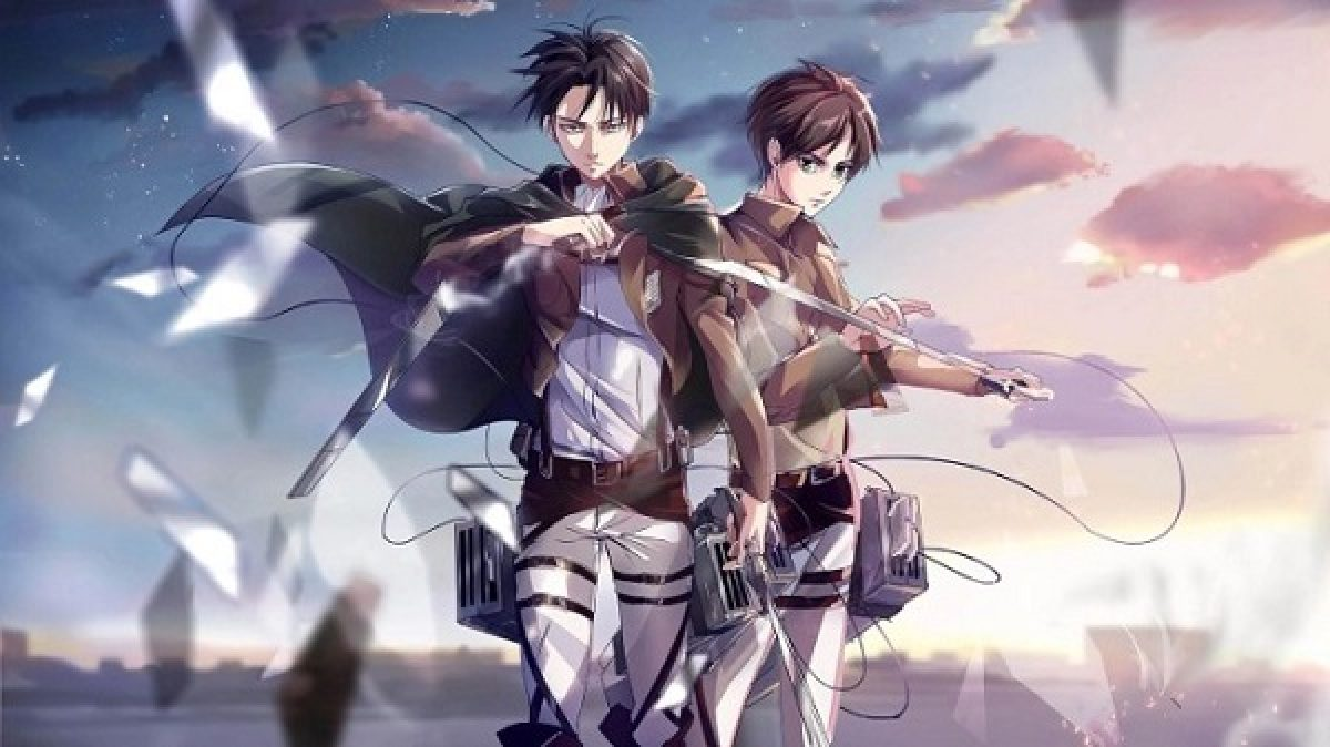 Attack on Titan Season 4 Release Date and Trailer