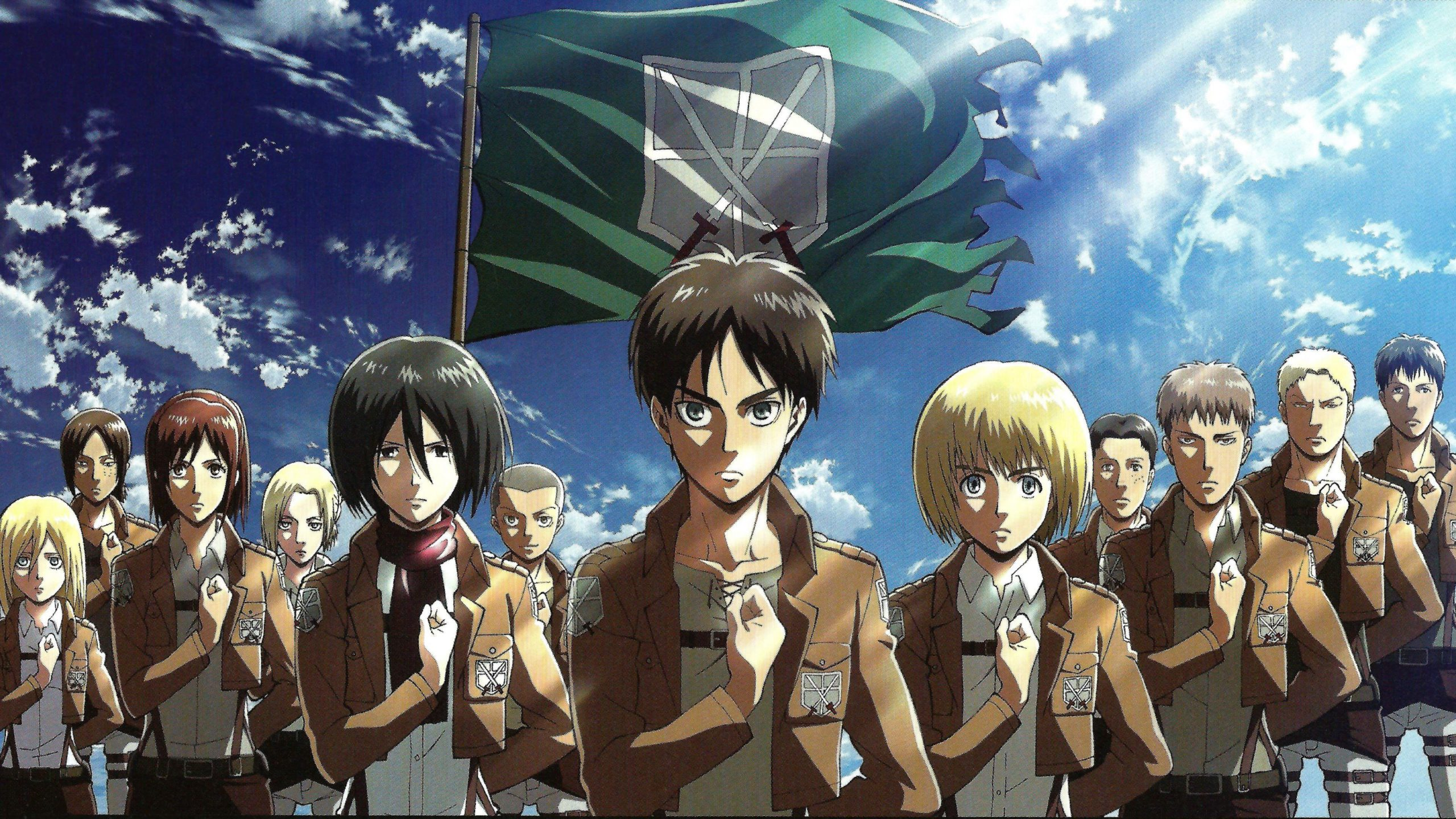 Attack on Titan Season 4 confirms Time Jump