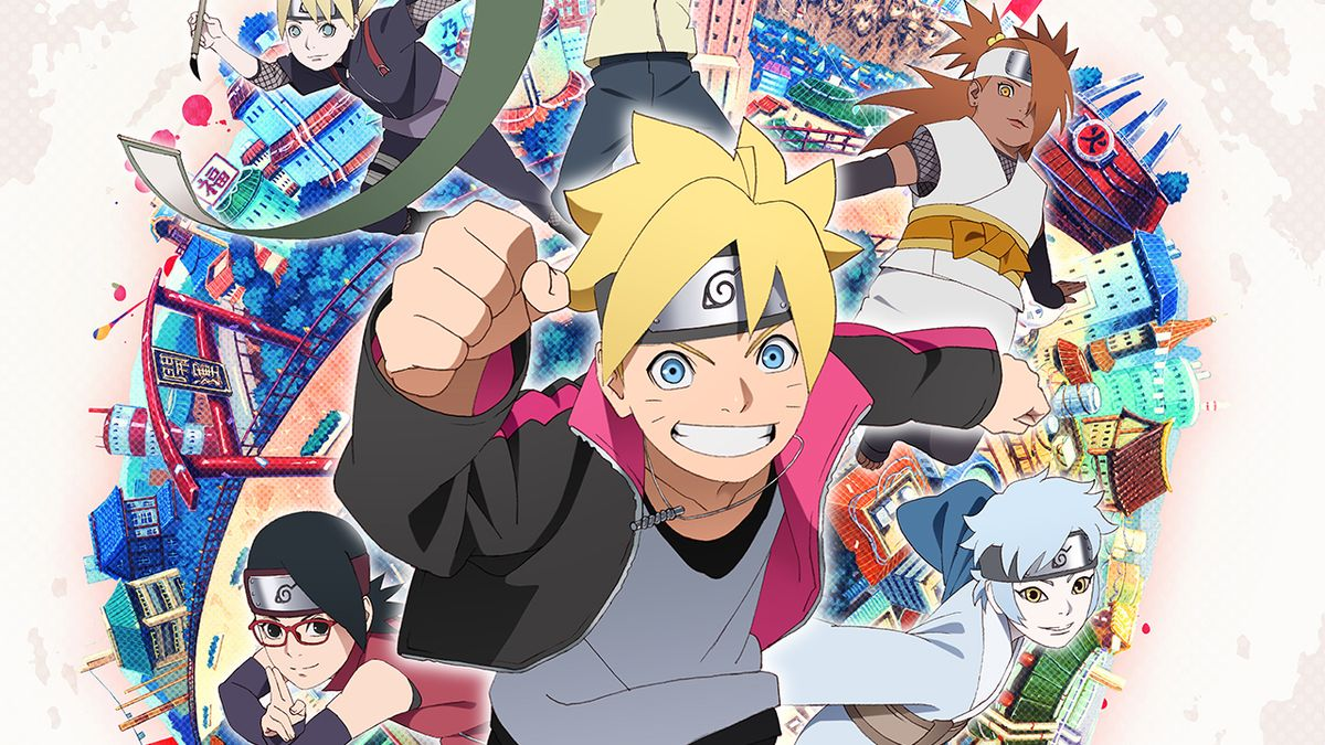 Boruto Chapter 47 Release Date, Raw Scans and Read Online
