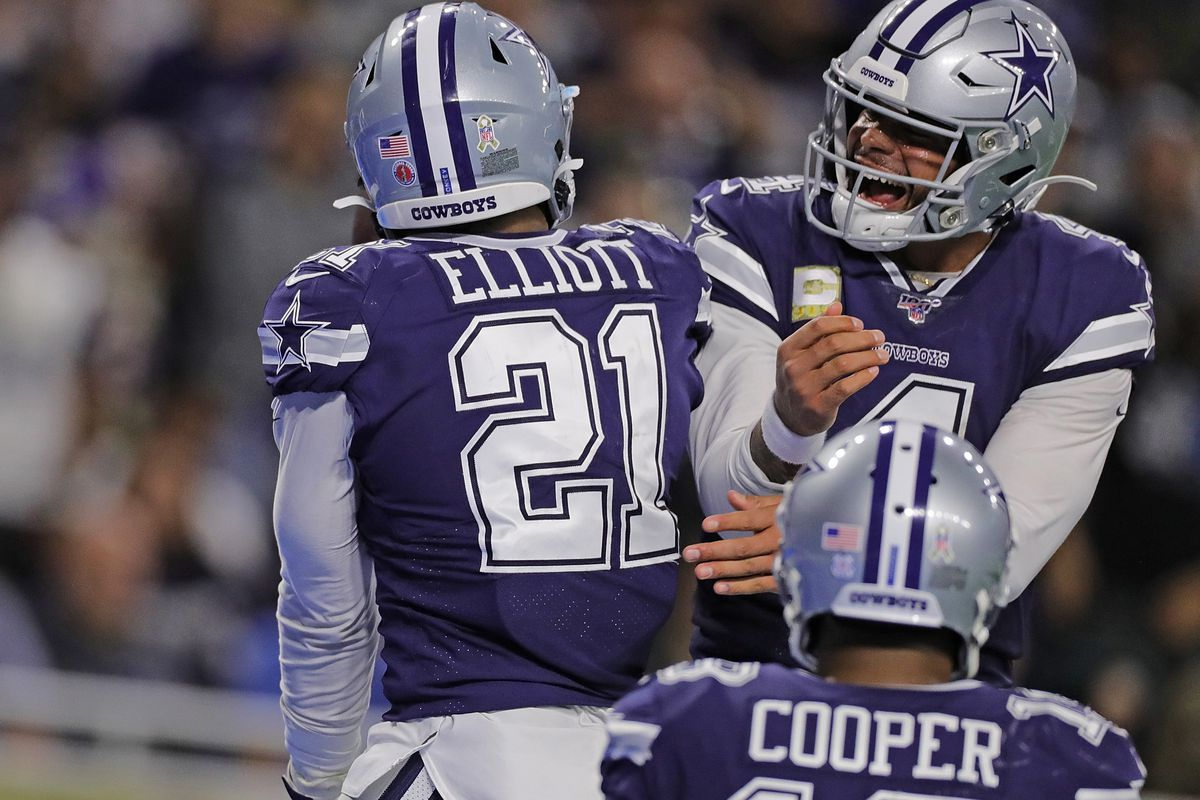 Dallas Cowboys is showering money on its Players