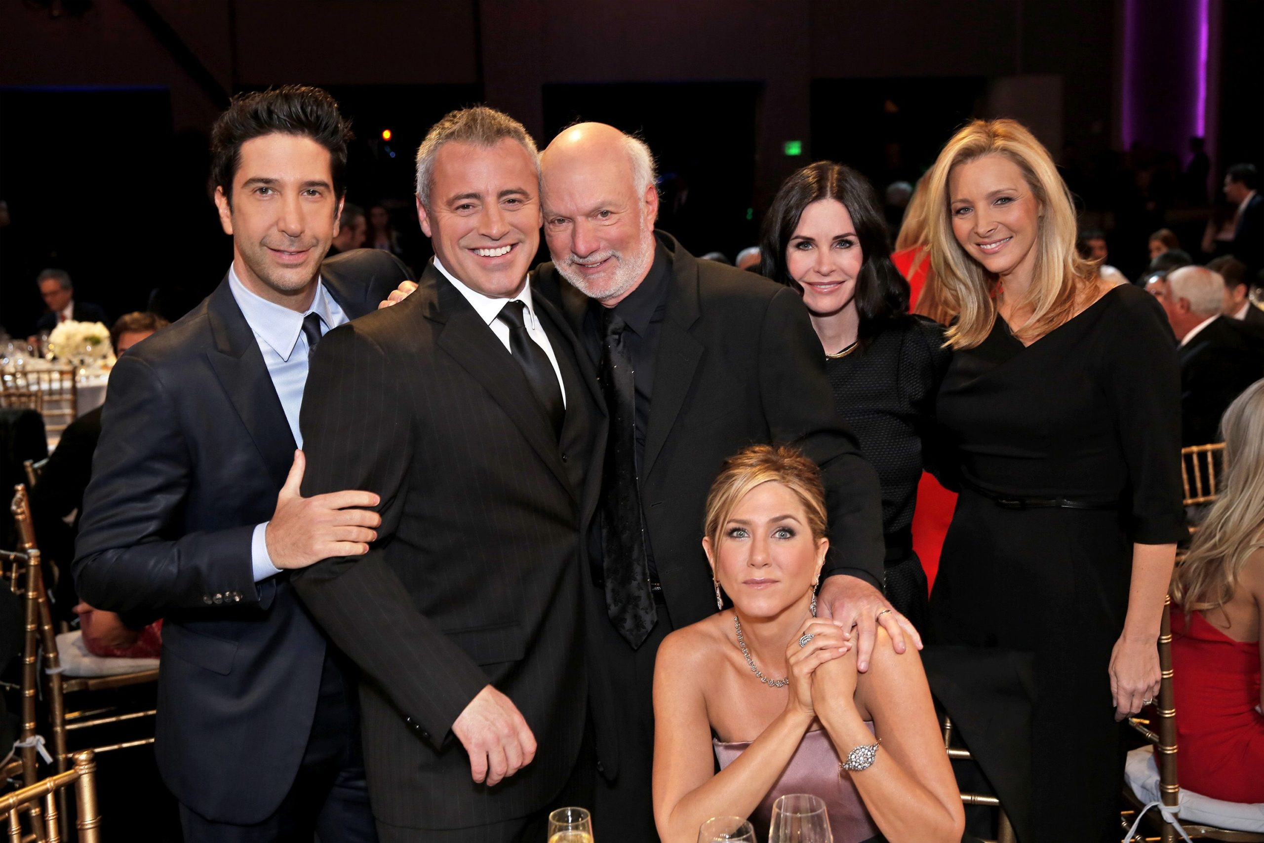 Friends Reunion Special Delay due to COVID-19 Lockdown