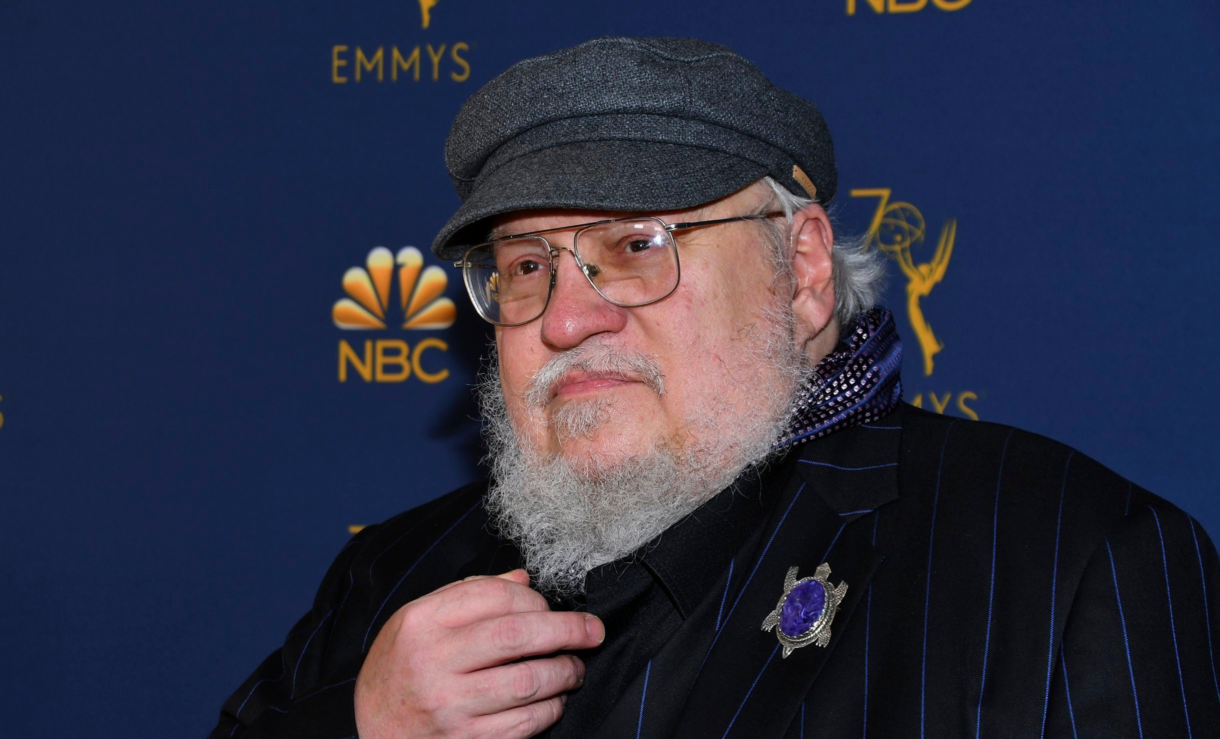 GRRM is Upset about The Winds of Winter Delay