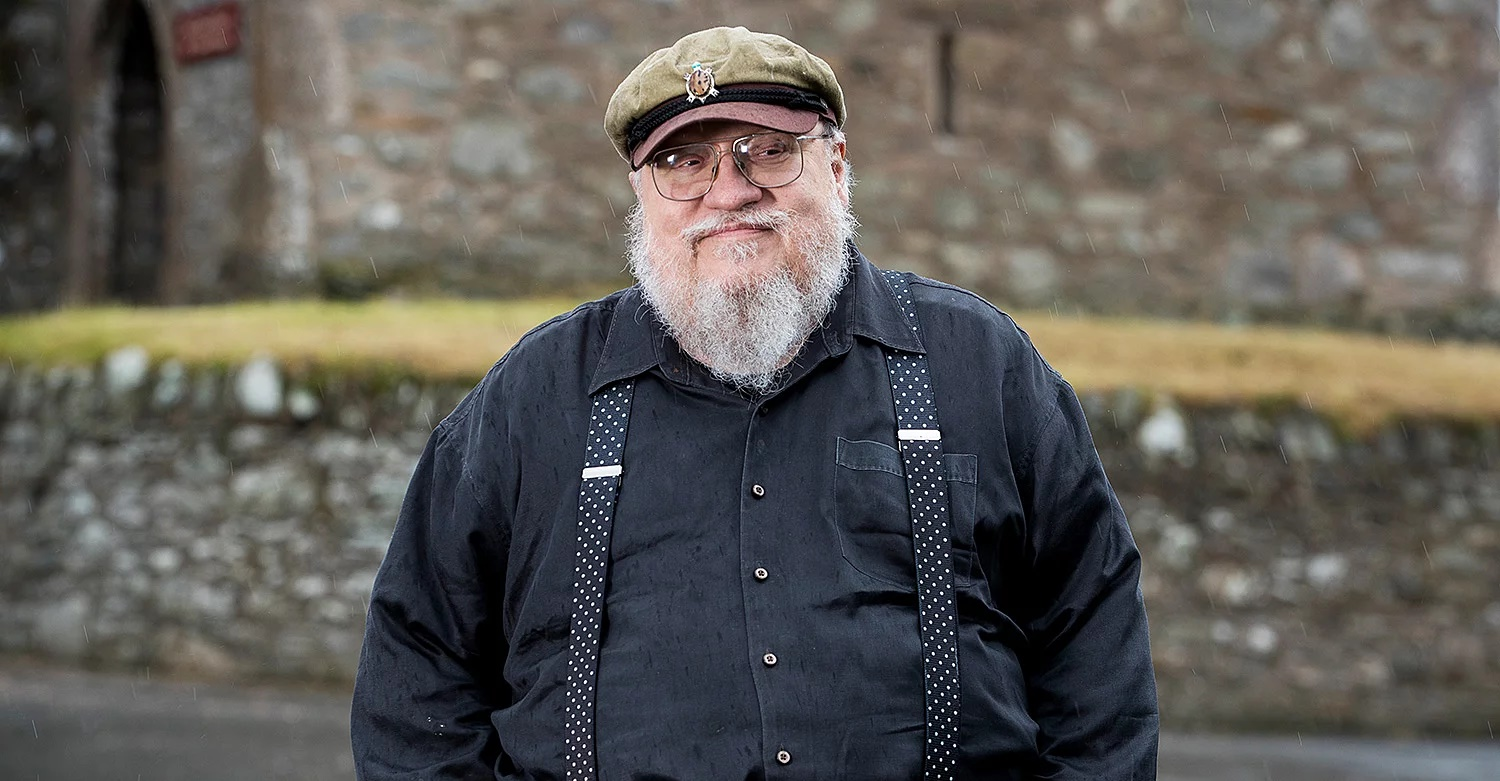 George RR Martin is writing Winds of Winter in Self-Isolation